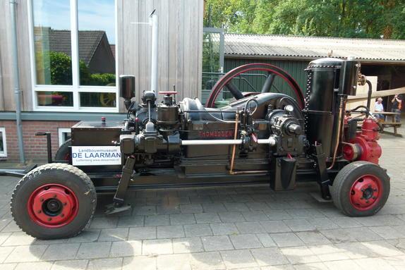 Thomassen diesel uit 1933