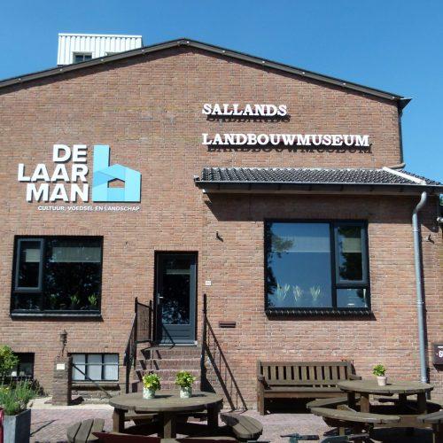 gebouw De Laarman